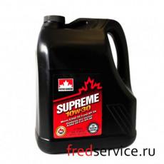 Масло моторное для бензиновых двигателей SUPREME 10W-30 (4 л)
