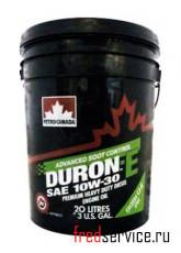 Масло моторное для дизельных двигателей DURON-E 10W-30 (20 л)